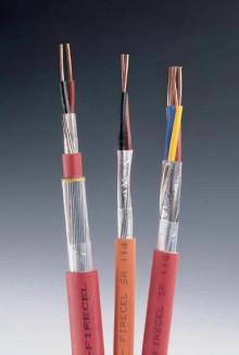 Lättskalad brandsäker kabel - Firecel