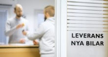 Johan Sävhage blir ny vd för Göteborgs stads Leasing AB