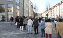 Allmännyttiga Väsbyhem bygger och säljer bostadsrätter