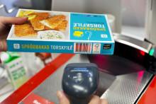 Axfoods lager certifierade för hållbart fiske