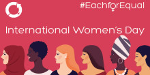 IWD breaching the barriers panel: What does being a 'woman in tech' mean?