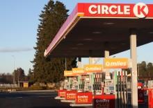 Circle K:s nya fullservicestation i Ulricehamn öppnar