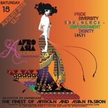 AfroAsia Week 2015 Showoff Fashion Runway