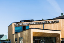 Nytt resecentrum på Åkareplatsen i Göteborg