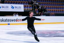 Majorov vidare till final i konståknings-VM i Japan