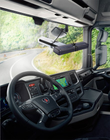 Brother enhances documentation flow in truck fleet for transport group