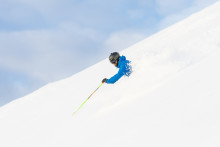 Snøstorm ga knallforhold i Hemsedal, Trysil og Åre