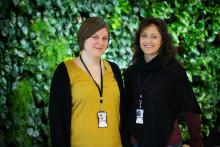 Utbytesstudenter uppmuntras välja tåg före flyg i nytt hållbarhetsprojekt