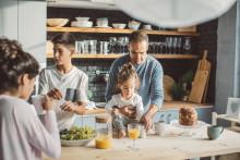 Trygga bostadsområden gör barn mer delaktiga i familjen