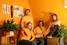 Optimistisk dream-pop fra Mild Orange
