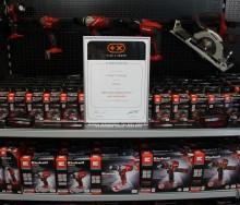 Die Power X-Change Serie der Einhell Germany AG wird mit dem Plus X Award ausgezeichnet