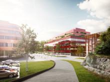 Pressinbjudan: Första spadtaget för innovationsarenan JSP2 vid Chalmers