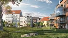 Klart med byggstart för Veidekkes lägenheter i Viken, Helsingborg