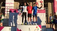 Dansk guld ved det europæiske ungdoms-OL