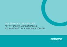 Rapport: Det bästa av två världar - Att attrahera morgondagens medarbetare till kommunala företag