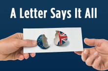 Sometimes A Letter Says It All