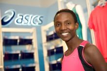 ASICS Isabellah Andersson testar ny disciplin – springer Ultravasan i augusti