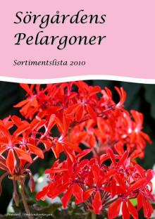 200 olika Pelargoner i ett Gardencenter nära dig.