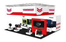 "Yanmar to Showcase Two High-Power Industrial Engines at ""EIMA International 2018"""