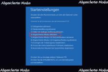 Einfach – So starten Sie Windows 10/8/7 im abgesicherten Modus