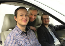 Ljud i bilar för säker information och kommunikation