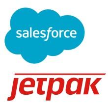 Jetpak effektiviserar expressbuden med Salesforce