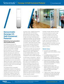 Larmbågar från Gate Security - Sensormatic Synergy Self-Contained
