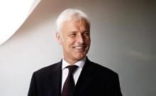 Matthias Müller præsenterer næste skridt for Volkswagen koncernen