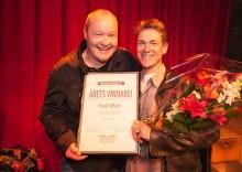 David Nilsson från Stockholm vann Huddinge Music Challenge 2013