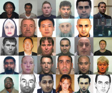 Gallery of Most Wanted tax fugitives published as another is caught after almost 10 years on the run