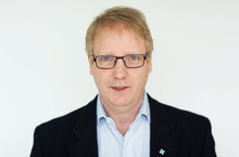 Henrik Aspegren blir VD för Sweden Water Research