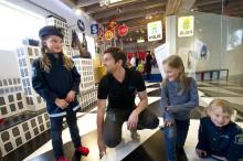 Polismuseets pedagogiska program för lågstadiet/mellanstadiet VT2014