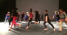 Mer dans i skolan i fokus på Dans i skolan-biennalen 2018!