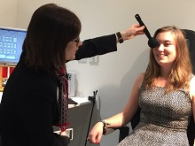 Vision Express Launches Student's First Eye Test Video