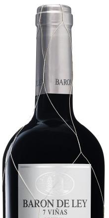 Sju nya anledningar att älska Baron de Ley- exklusiv lansering av unika 7 Viñas Reserva 2004