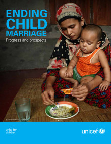 Ending child marriage: Progress and prospects