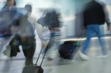 Många svenskar lever ohälsosamt på affärsresan