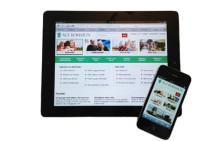 Ale kommun lanserar ny responsiv webbplats