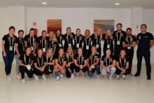 Sveriges damer förlorade mot Tjeckien i Student-VM