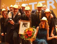 Västervik blev Årets Stadskärna 2017