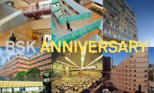BSK Arkitekter fyller 50 år