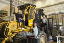 Pressinbjudan: Studenter visar upp smarta terrängfordon och andra skarpa projekt
