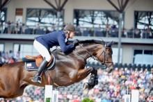 Silvermedaljören från VM Fredrik Jönsson kommer till Elmia Scandinavian Horse Show!