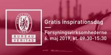 Gratis inspirationsdag til forsyningsvirksomhederne 2019