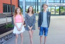 Elever från Stora Hammars skola i topp i engelsktävling