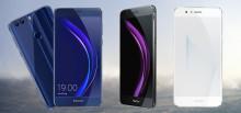 Flaggskeppsdödaren Honor 8 från Huawei lanseras i Sverige