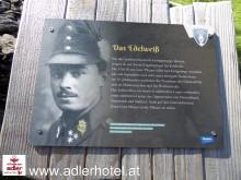 Auf den Spuren der treuen Kaiserschützen im Wanderurlaub Österreich