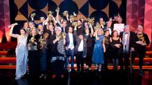 Många alumni bland Guldbaggevinnarna 2017