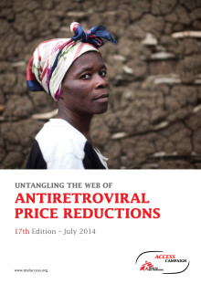 Untangling the web of anitretroviral price reductions