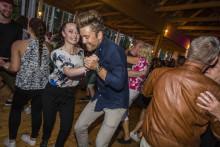Dansbandsmusik ska locka islänningar till Dalarna